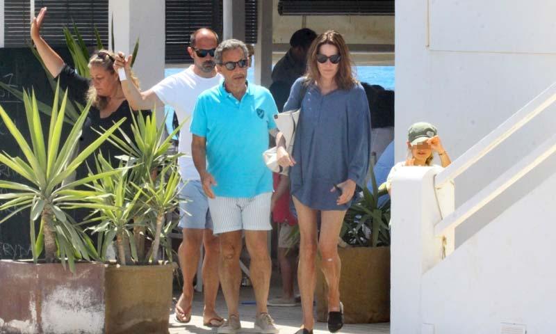 Rita Ora, Robbie Williams, los Sarkozy... ¡Todos apuestan por Baleares para sus vacaciones!