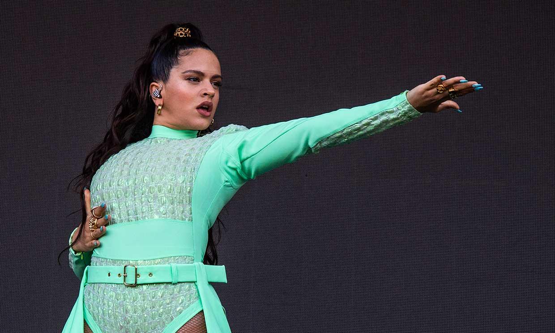 ¡Un fenómeno imparable! Rosalía, nueva reina del Calendario Pirelli