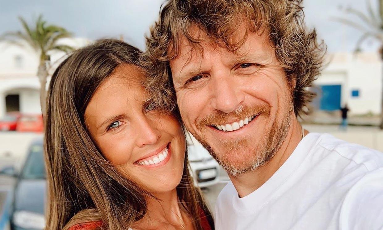 Álvaro de la Lama y su mujer Emilia Alfaro ya están en casa con su segundo hijo