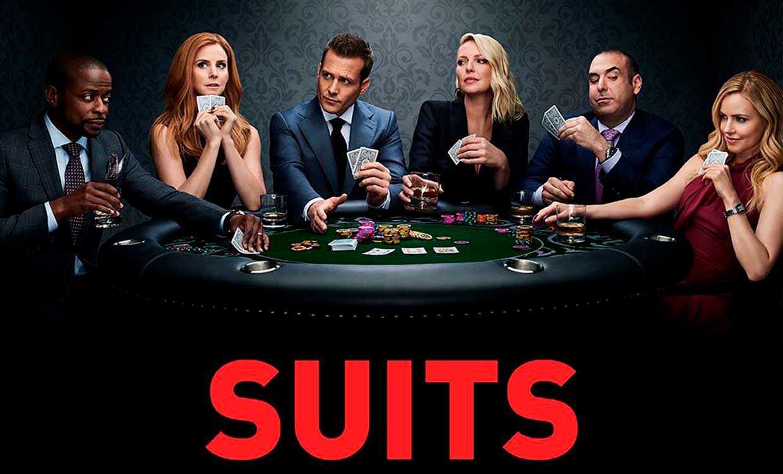 Los protagonistas de 'Suits' comparten un momento inolvidable del capítulo final de la serie