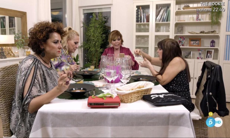 Rosa Benito, ganadora de la última entrega de 'Ven a cenar conmigo, Gourmet Edition'