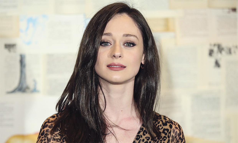 Elena Rivera (Karina en 'Cuéntame') vuelve a la tele... ¡con nuevo look!