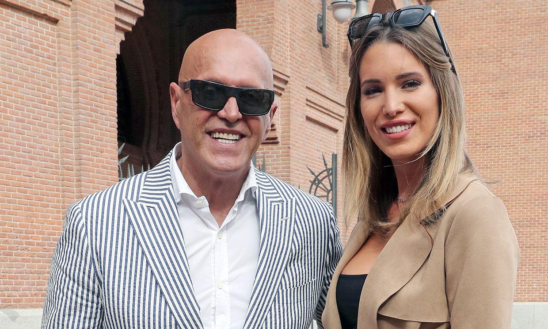 Marta López, novia de Kiko Matamoros, se presenta a Miss Mundo España