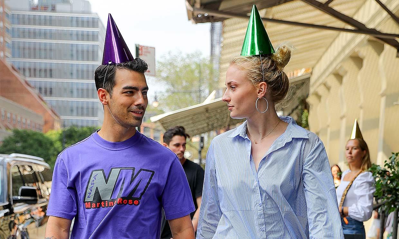 ¡Qué siga la fiesta! Joe Jonas celebra su 30 cumpleaños con Sophie Turner en Nueva York