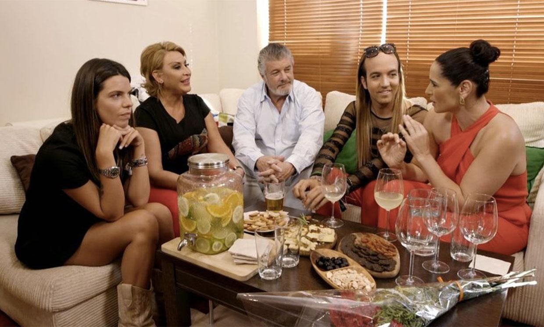 Rosa López y el menú vegano con el que no convenció a sus invitados