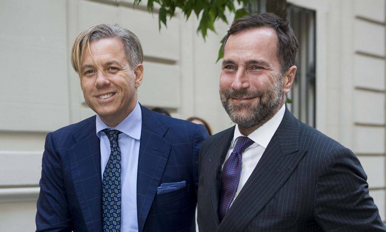 James Costos y Michael Smith aterrizan en Mallorca con un invitado muy especial
