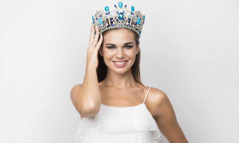 María del Mar Aguilera, Miss World Spain 2019: 'Mi novio me da alas para conseguir mis sueños'