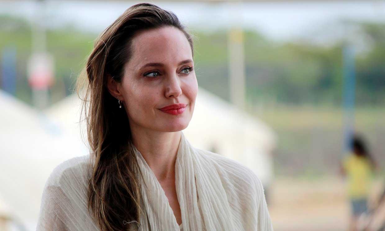 Angelina Jolie: 'Estos últimos años no han sido los más fáciles'