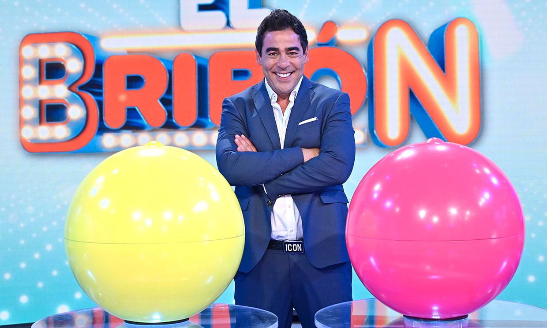 Pablo Chiapella se pone al frente de 'El Bribón', el nuevo concurso de Mediaset