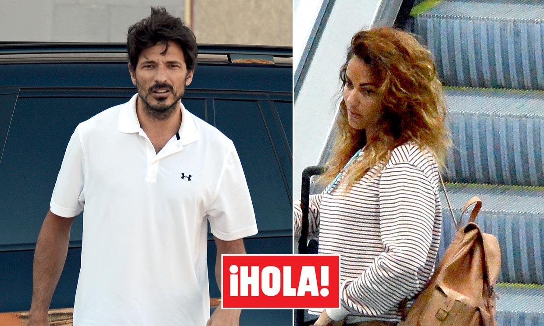 Exclusiva en ¡HOLA!, Lara Álvarez y Andrés Velencoso, sorprendente nueva pareja del verano