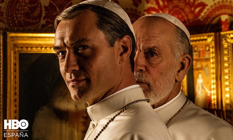 La nueva temporada de 'The Young Pope' estrena tráiler y nombre, pero conserva su estilo