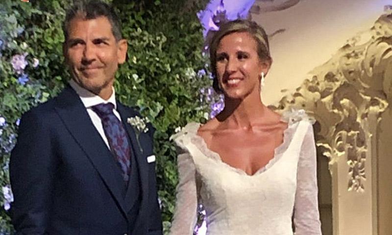 Menú de altura, cielo estrellado y un tango: los detalles de la boda de Paco Roncero y Nerea Ruano