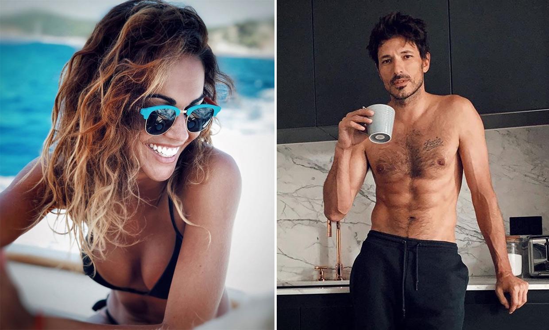 Lara Álvarez y Andrés Velencoso se 'gustan' (y mucho)
