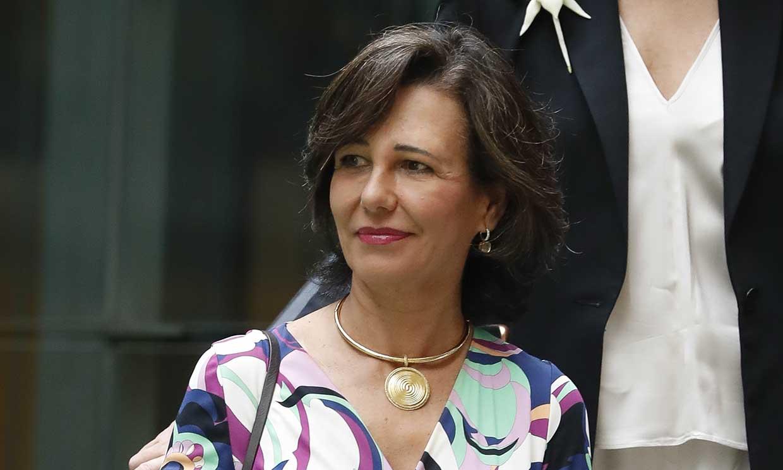Ana Patricia Botín, invitada sorpresa de 'Planeta Calleja'