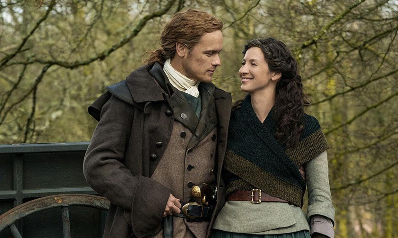 La quinta temporada de 'Outlander' ya tiene fecha de estreno