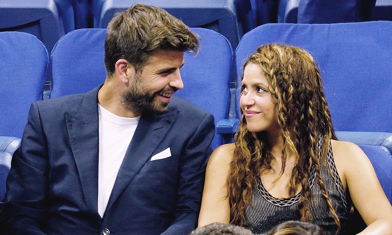 ¿Qué hacen Shakira y Piqué en Nueva York?