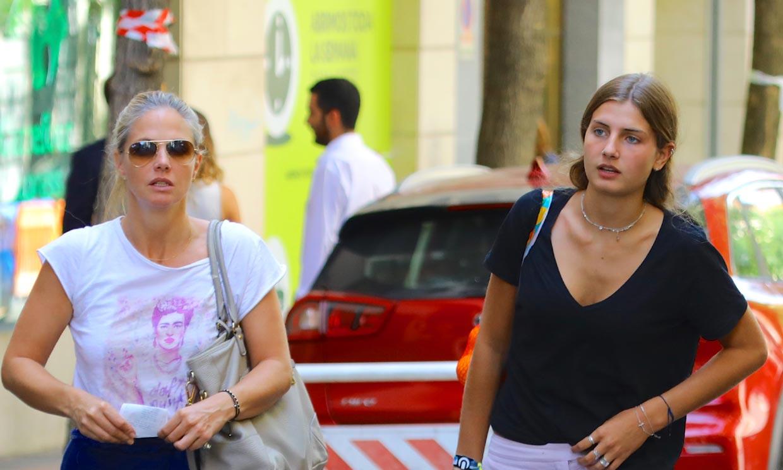 El plan de Amina con su madre Genoveva Casanova, días antes de su puesta de largo