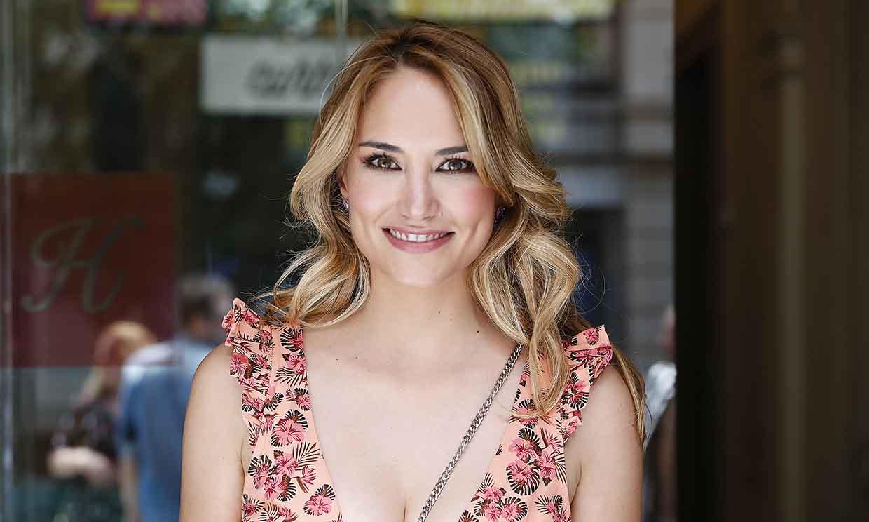 Las primeras palabras de Alba Carrillo como concursante oficial de 'Gran Hermano VIP'