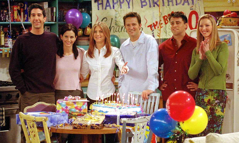 Desfile de estrellas: los cameos más destacados de 'Friends', que cumple 25 años