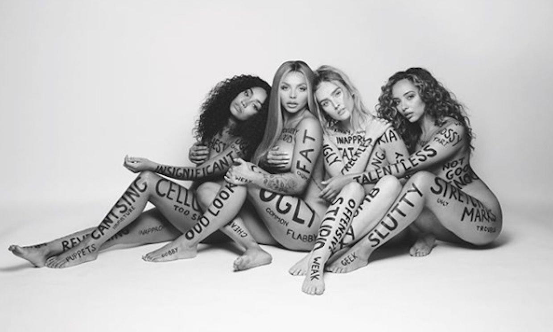 Demi Lovato, Alicia Keys o Lady Gaga, cantantes que alzan su voz por el 'body positive'