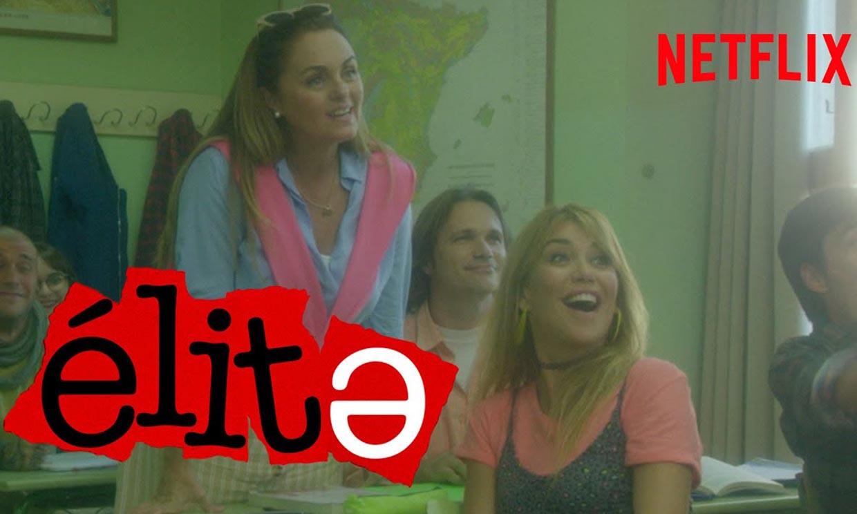 ¿Cómo sería 'Élite' en los años noventa? Netflix nos lo muestra