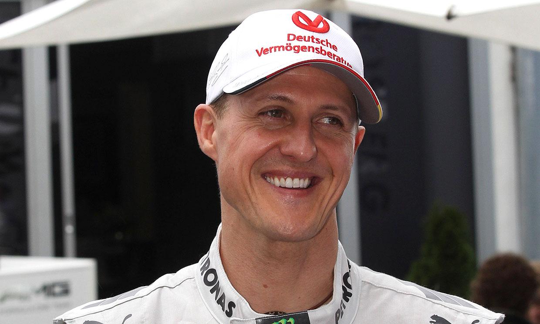Michael Schumacher ingresa en un hospital de París
