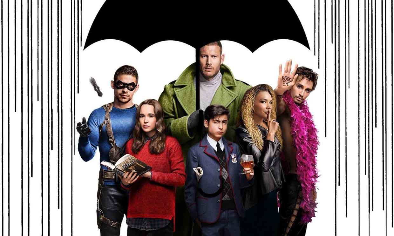 Tres nuevos fichajes para 'The Umbrella Academy' de Ellen Page