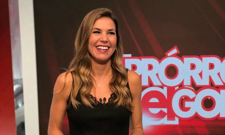 La periodista Nira Juanco, gran amiga de Sara Carbonero, está embarazada por segunda vez