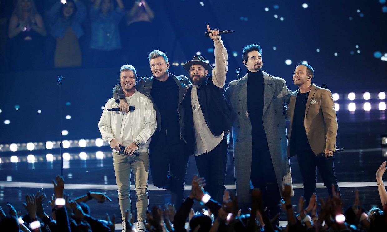 Los Backstreet Boys se unen al DJ Steve Aoki en una sorprendente canción