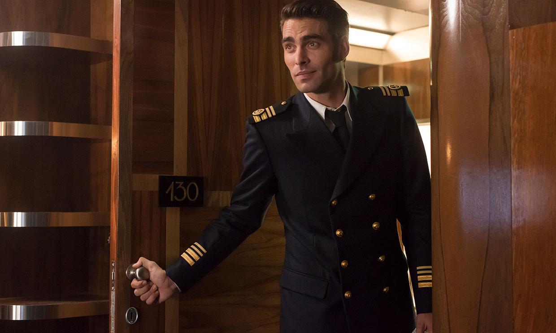 La segunda temporada de 'Alta Mar' ya tiene fecha de estreno