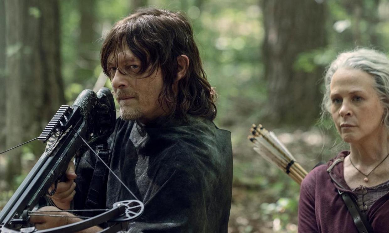 'The Walking Dead' presenta terroríficas novedades de su temporada más crucial