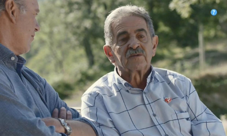 Miguel Ángel Revilla recuerda emocionado la muerte de su hermano