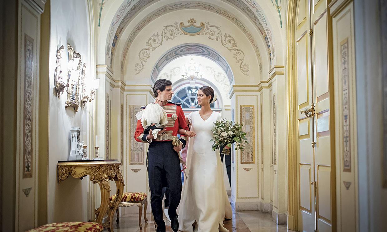 Recordamos otros grandes acontecimientos en el Palacio de Liria