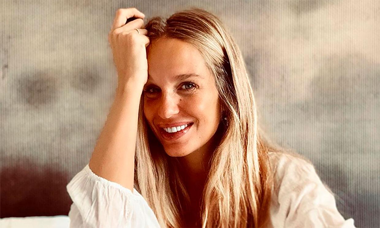 Carola Baleztena recupera la sonrisa y agradece las muestras de cariño tras perder a su bebé
