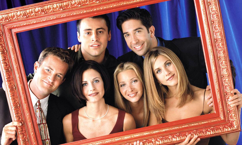¡Friends cumple 25 años! Así han cambiado sus protagonistas