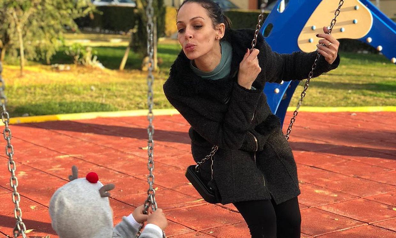 Eva González sabe quién es su mayor fan en la noche de 'La Voz Kids'