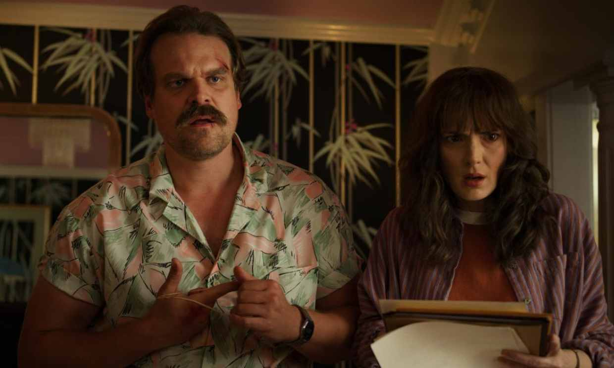 David Harbour da esperanzas a los 'fans' de 'Stranger Things' a base de pistas