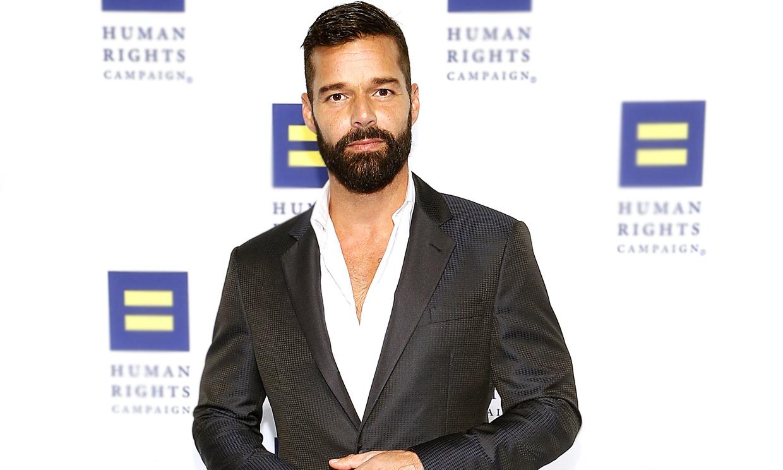 ¡Sorpresa! Ricky Martin anuncia que va a ser padre por cuarta vez