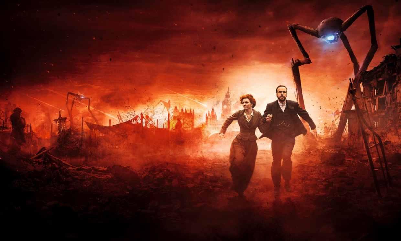 El impactante tráiler de 'La Guerra de los Mundos' de la BBC