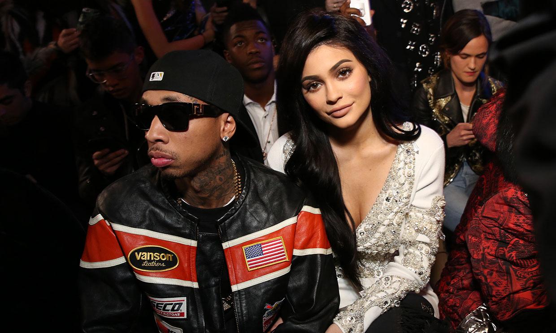 Tras su ruptura, Kylie Jenner sale de fiesta con su ex Tyga en Los Ángeles