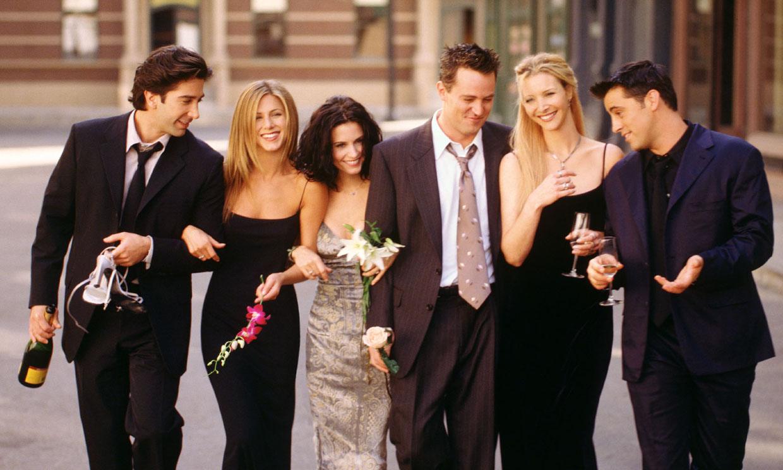Los protagonistas de 'Friends' se reencuentran 15 años después del final de la serie