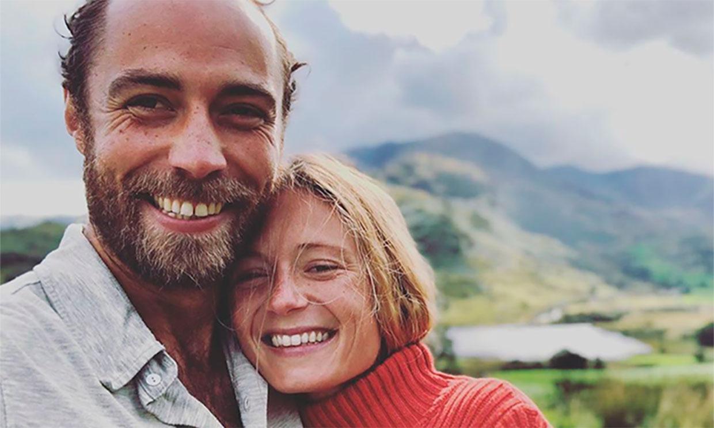 Las similitudes del anillo de compromiso de la prometida de James Middleton y su hermana Kate