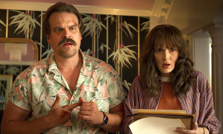 David Harbour también quiere saberlo... ¿cuál es el futuro de Hopper en 'Stranger Things'?