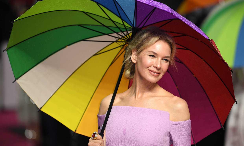 Renée Zellweger regresa a la gran pantalla para recuperar su trono