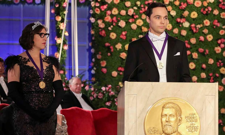 Los Premios Nobel lanzan un guiño a 'The Big Bang Theory'