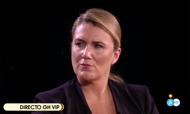 Carlota Corredera entra en 'GH VIP' para hablar con Kiko y el Maestro Joao