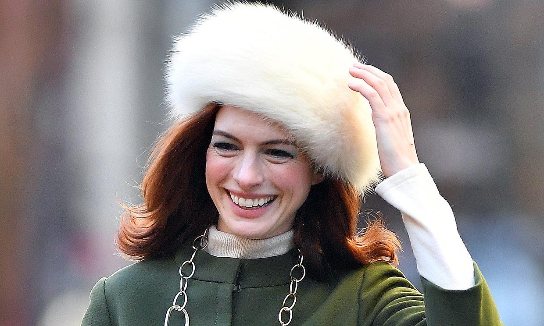 Hablamos con Anne Hathaway de su nueva serie, 'Modern Love', y el complejo personaje que interpreta