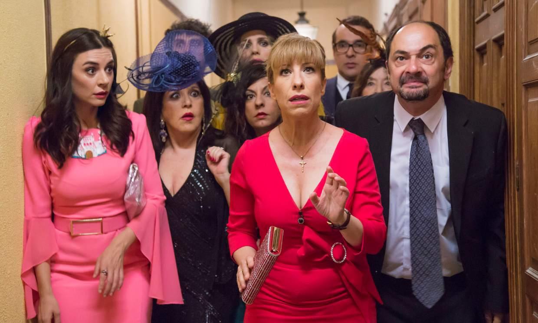 Alberto Caballero promete emociones fuertes en el final de 'La que se avecina'