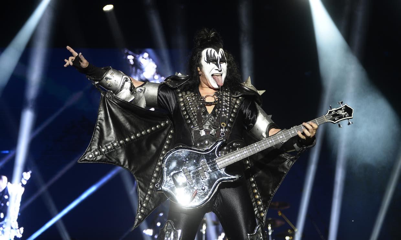Los rockeros Kiss preparan el que será el concierto más exclusivo y arriesgado de toda su carrera