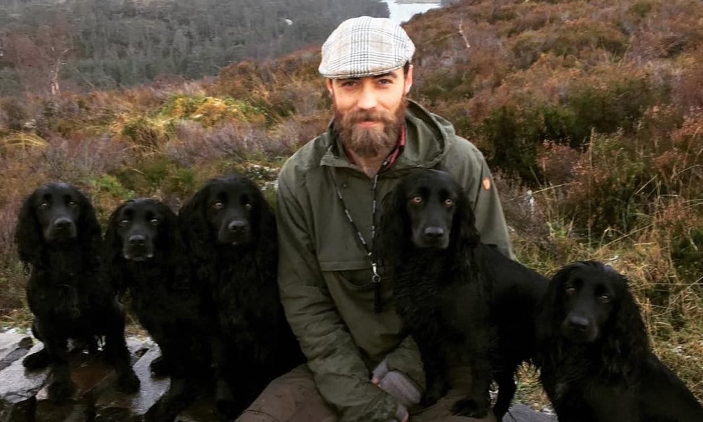 James Middleton le dedica unas bonitas palabras a su mejor terapeuta: su perra